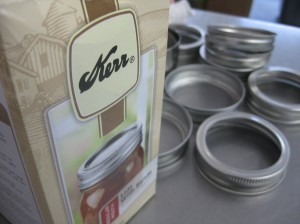 Jar rings for canning