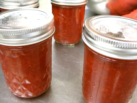 Canning 101: Strawberry Jam