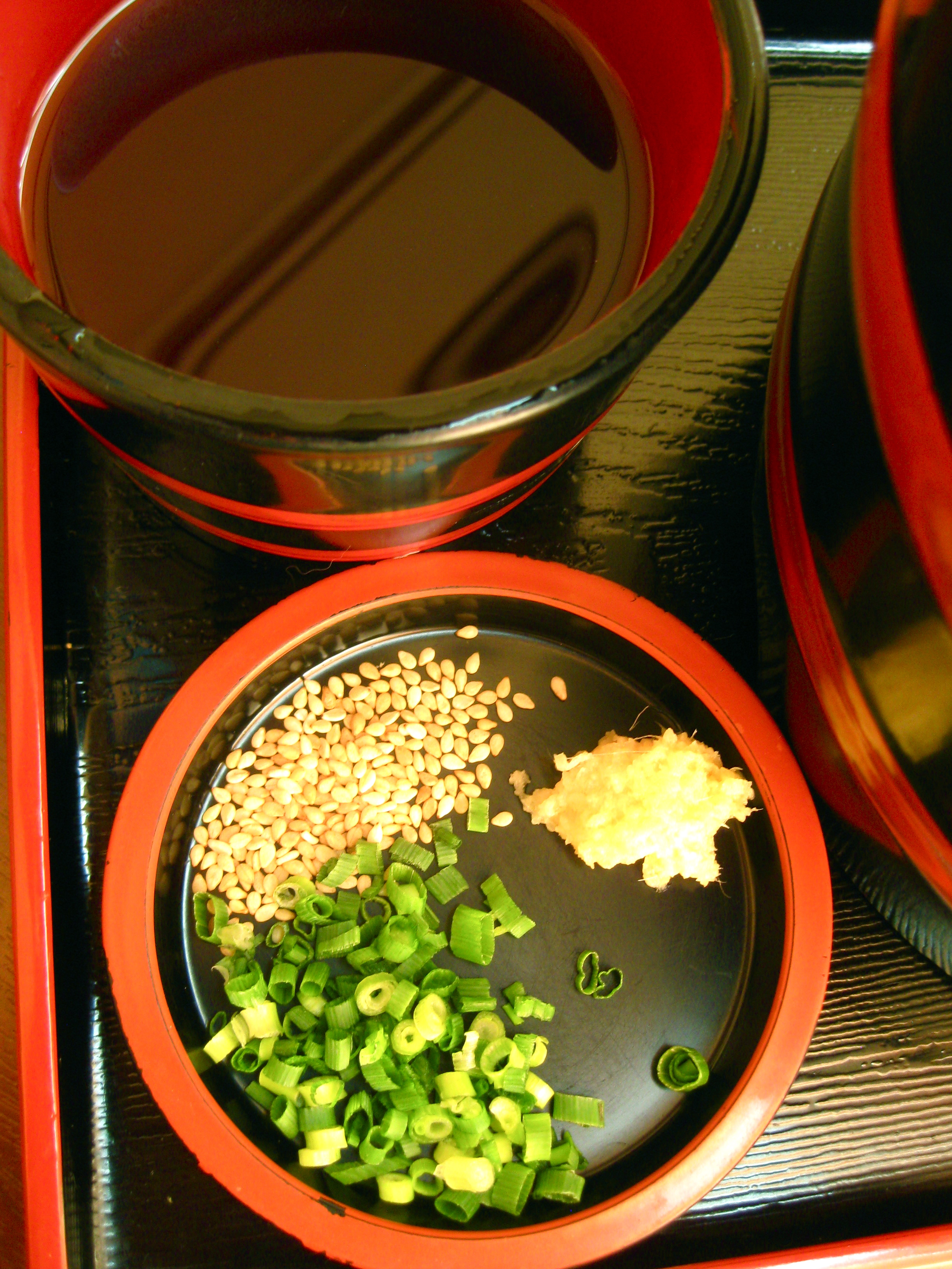 Yudofu (Simmered Tofu With Soy Dipping Sauce) Recipe ...