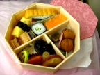 Bento Boxes and Rice Dishes in Japan