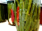 Canning 101: Pickled Green Beans