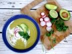 Crema de Aguacate (Mexican Avocado Soup)