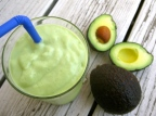 Two Vietnamese Avocado Smoothies