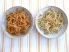 Korean Banchan: Spicy Sesame Bean Sprouts