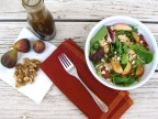 Fig and Walnut Balsamic Vinaigrette