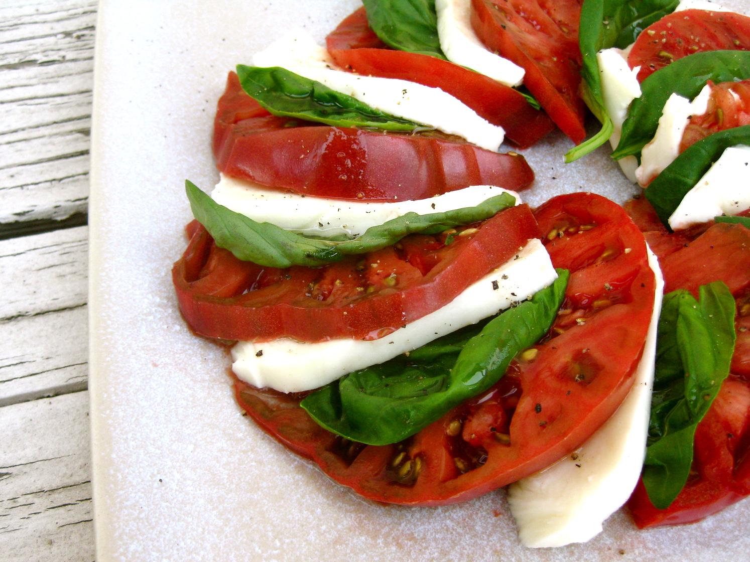 Caprese Salad Recipes — Dishmaps