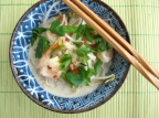 Lemongrass Laksa with Shrimp