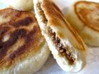 Korean Cinnamon Stuffed Pancakes (Hotteok)