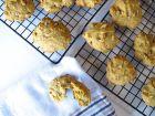 Pumpkin Ginger Walnut Cookies