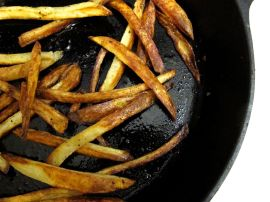 Easy Baked Oven Fries