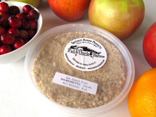 Almond Flour for Gluten-Free Skillet Cranberry Apple Crisp