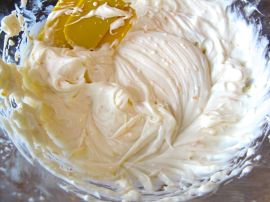 Spiced Cider Cream Cheese Frosting