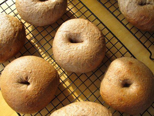 Maple Cinnamon Bagels