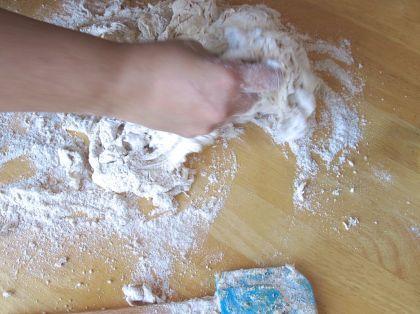 Making Maple Cinnamon Bagels