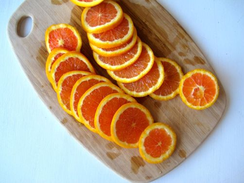 Cara Cara Orange Slices