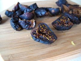 Dried Figs for Chicken Tagine with Chickpeas, Chard, and Figs