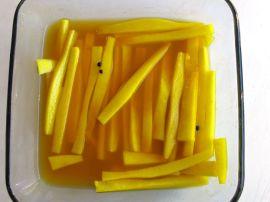 Homemade Danmuji Pickled Daikon for Kimchi Kimbap
