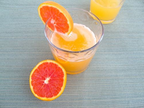 Cara Cara Orange Cocktail