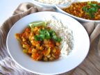Chana Masala (Indian Chickpea Curry)