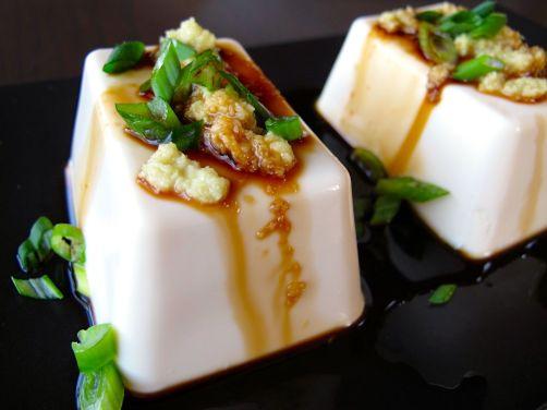 makanan jepang tofu