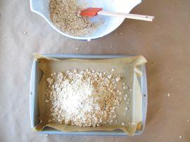 Crust for Peach Rhubarb Oatmeal Bars