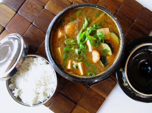 Doenjang Jjigae (Savory Korean Stew)
