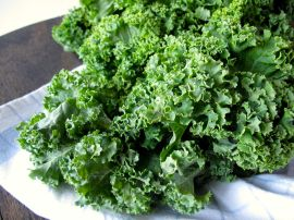 Kale (for Kale and Fried Eggs over Rice)