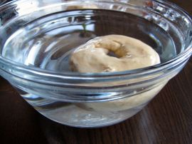 Make sure your bagels can pass the Float Test