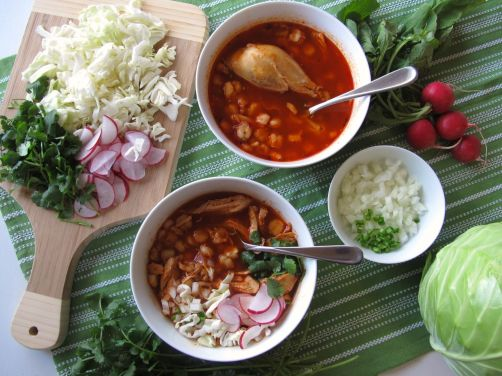 Chicken pozole guest post spontaneous tomato related recipe posts forumfinder Image collections