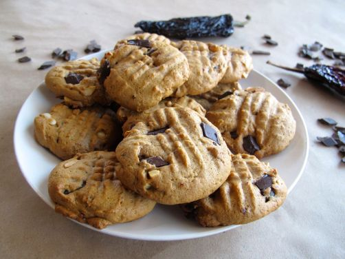 Mole Chocolate Chip Cookies