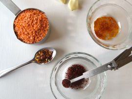 Spices for Spicy Tomato Soup