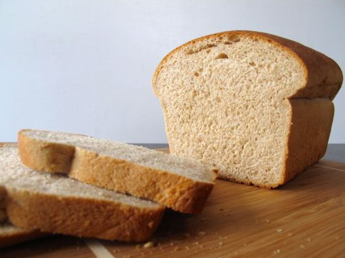 50/50 White/Whole Wheat Sandwich Bread
