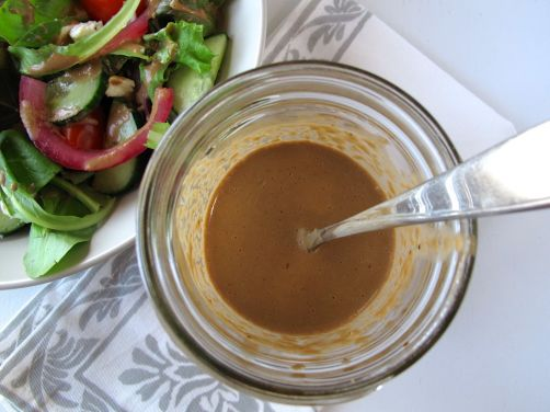 Balsamic Honey Vinaigrette