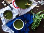 Garlicky Green Soup