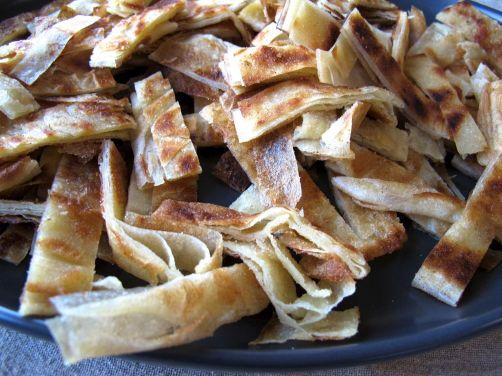 Msemen - Moroccan Fried Flatbread