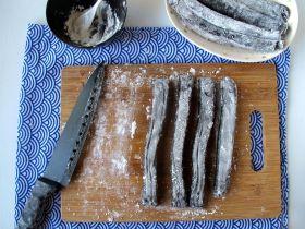 Making Black Sesame Mochi Dumplings